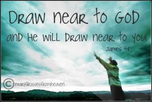 Draw-near-to-God