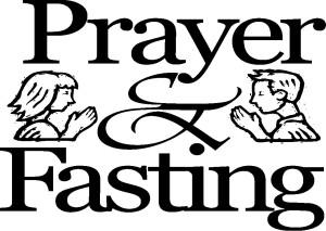 prayer-and-fasting