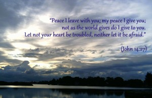Inner Peace with God