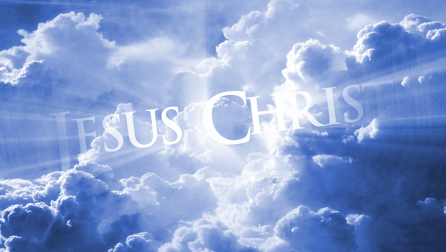 Jesus Christ Sky Hd Wallpaper