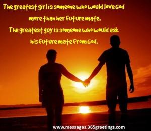 Let God Choose Your Partner