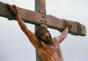 Christ Crucified The Mystery
