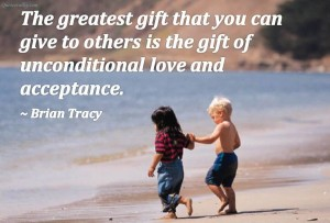 The Greatest Gift - Love