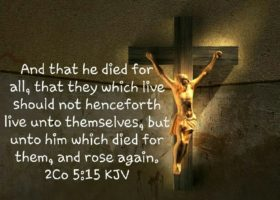 He Died For All